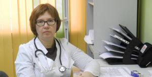 Емельянчик Елена Юрьевна - врач лор-центра Риномед плюс